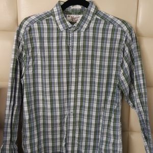Original Penguin Long Sleeve Button Down